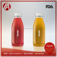 Eco-friendly free customed food grade BPA-free 1 gallon glass jar wholesale