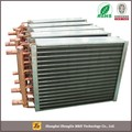 marine heat pump hvac copper tube copper fin condenser unit