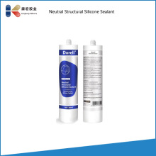 Hot selling RTV neutral structure silicone sealant for curtain wall