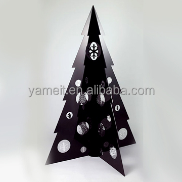Countertop acrylic crystal tree