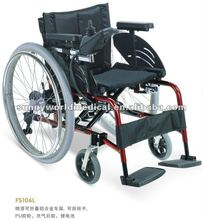 SWFS106L electric power standing pack Wheelchair