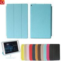#Standard Express High Quality Tablet Protective Flip Stand Leather Case Cover for Amazon Kindle Fire HD 7