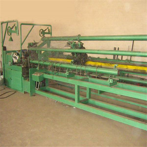 used chain link fence making machine for sale