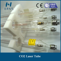 150w laser cutting thin metal tube for 1810 co2 laser cutter