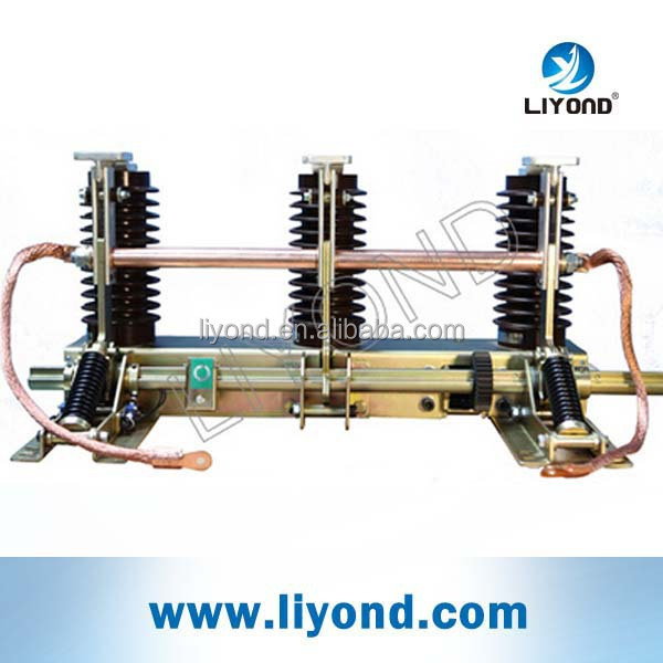 JN15-24 electric motorized earth switch