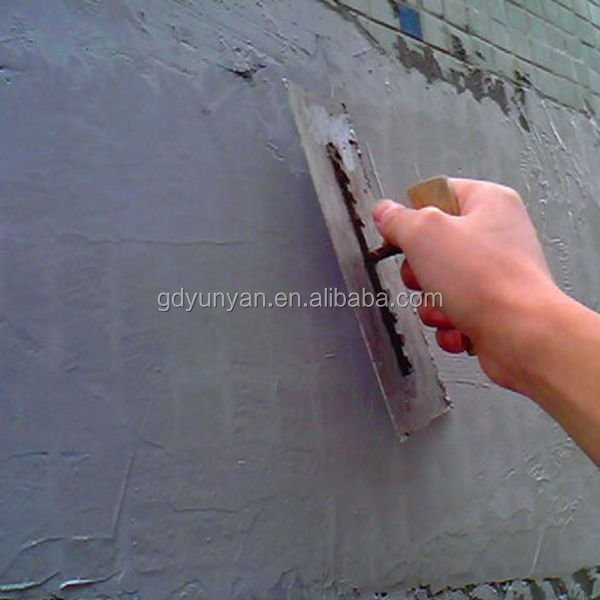 ELASTIC POLYMER LEVELING WALL PUTTY