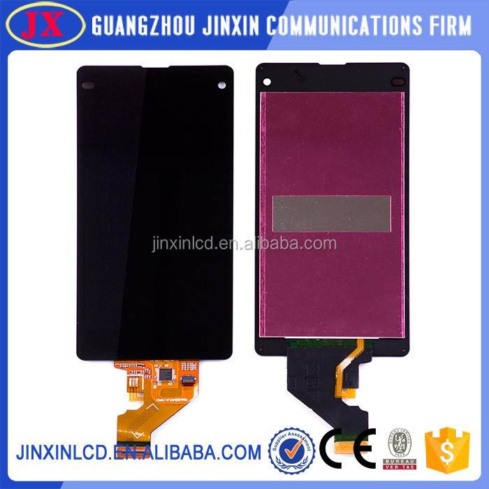 Original new lcd touch screen replacement for sony Xperia Z1 Compact d5503 display