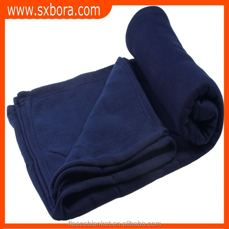 Simplicity Cotton and Polyester Blending Sweatshirt Blankets