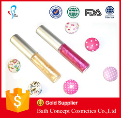 2016 Private label shining wholesale lip gloss