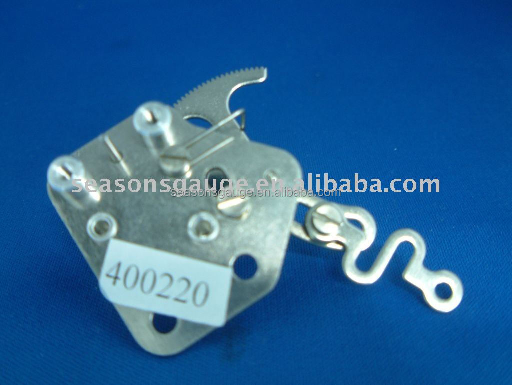 Stainless Steel Manometer Pressure Gauge Movement