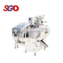 Gum Central filled ball lollipop making machine production line with packing