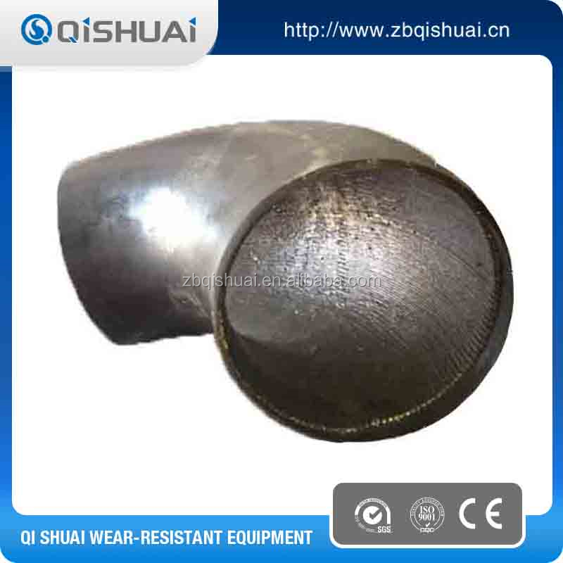High hardness c-cr abrasion resistant steel pipe on sale