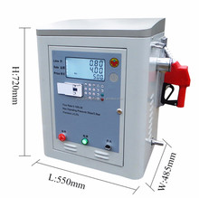 2017 factory offer high accuracy diesel fuel pump dispenser for sale in kenya, fuel dispenser prices,used diesel fuel dispenser