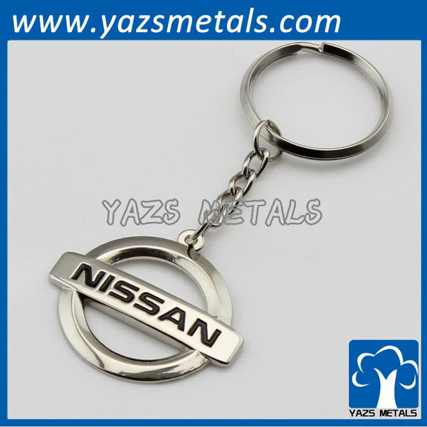 Car logo keychains custom