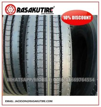Rasaku tyres commercial truck tires wholesale 295 low pro tractor trailer tire