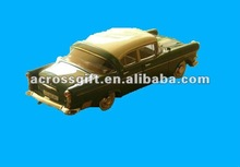 Hand made resin scale model car