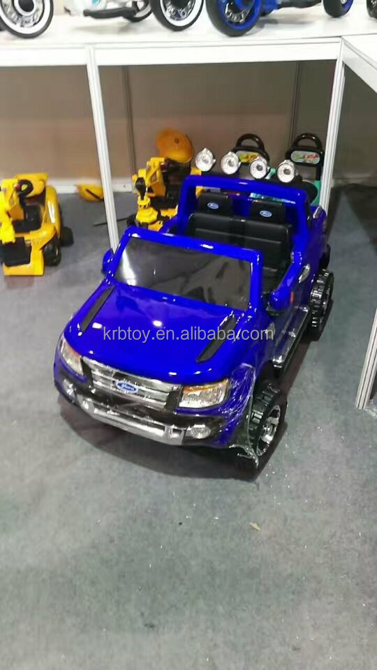 Alibaba top selling ford ranger kids toy car products made in china