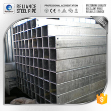SQUARE ELECTRICAL CONDUIT THREADING GAL TUBE