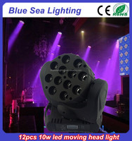 China dmx cheap RGBW 4-in-1 mini beam mini led moving head lighting