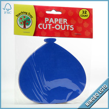 32 Count Paper Cutting Decoration for Greenbrier International