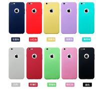 Factory New fashion luxury ultra slim for apple iphone 6 6s case 4.7 inch frosted hard silicone scrub cover phone cases