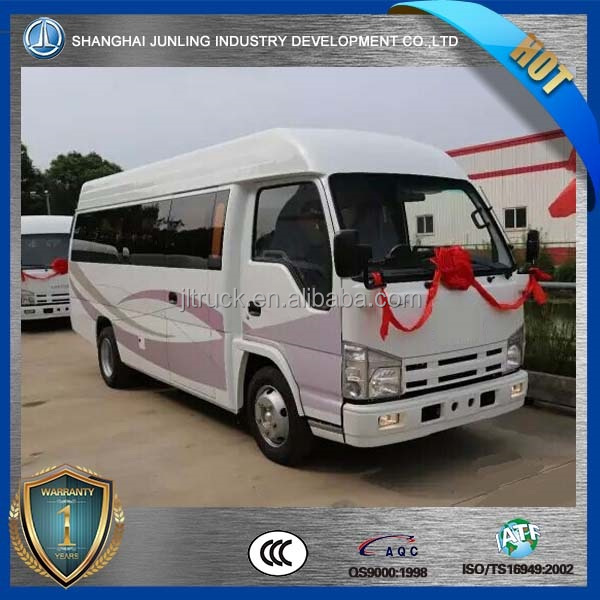 For tourist use, 7 passenger seats diesel NKR MINI BUS