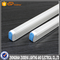 guzhen lighting factory wholesale price BIS 18w 4ft t5 led tube light
