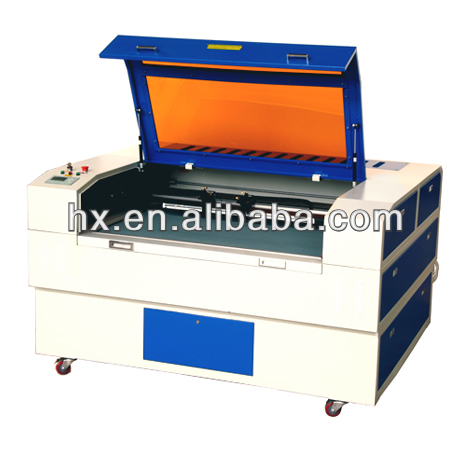 fabric laser cutting machine with single head