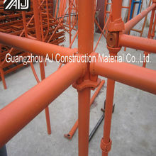 Guangzhou Wedge lock type scaffolding for concrete buildings