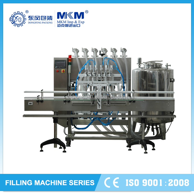 2015 Used mineral water bottle filling machines 6T6G DF