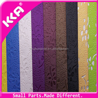 Artificial leather for car seat cover Synthetic suede Fabric