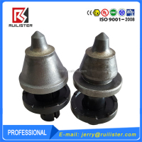 Road Milling Bits RP15 and Road Planing Tools RP06 for Asphalt and Concrete
