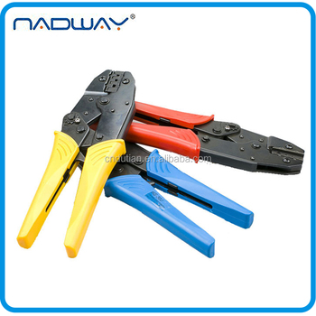 "9"" EUROPEAN STYLE Insulated terminals RATCHET crimping tool rj45"