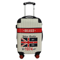 Print hard case travel luggage case luggage