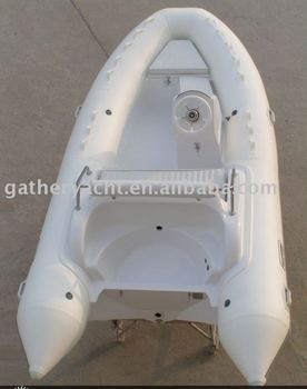 inflatable fiberglass boat 240cm to 680cm
