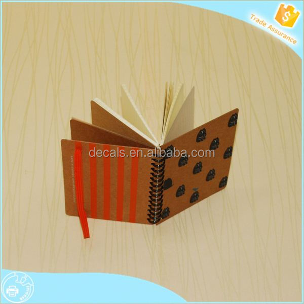 Get 100USD coupon office stationary note book