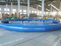 large inflatable swimming pool games inflatable kids ball pool inflatable pool for water ball on show!!!