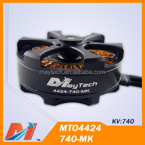 Maytech 740KV motor vehicle for rc octocopter