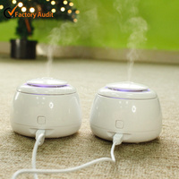 Electric room air freshener / Vapor air freshener / Decorative glass humidifier
