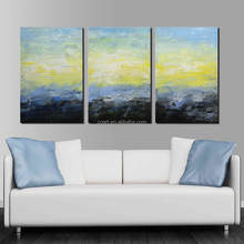 Wholesale High Quality Modern Landscape Handmade Oil Painting On Canvas Home Decor