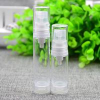 New Design Skin Care Cosmetic Glass Spray Bottle