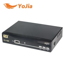 [Genuine] Freesat V8 Super DVB-S2 Satellite TV Receiver Support PowerVu Biss Key Cccamd Newcamd Youtube Youporn USB Wifi TV box