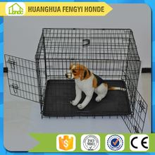Metal Pet Dog Transport Cage