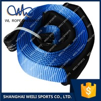WL Emergency Tools Tow Strap Recovery
