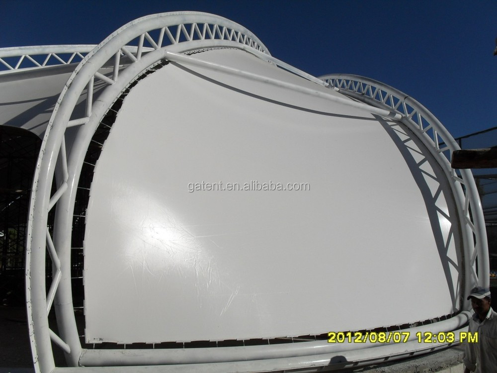 New Design Big tennis court cover