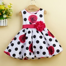 Low Price China Products Frock Designs Dresses For Girls Of 3 4 5 6 7 8 Years Old
