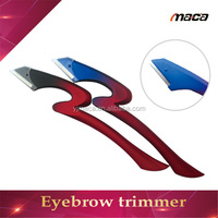 eyebrow shapers cold wax strips