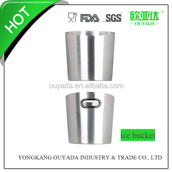 stainless steel ice bucket beer OYD-T9