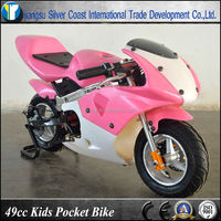 49cc Gas Powered Bike 49cc Racing Pocket Bike Cheap for Sale