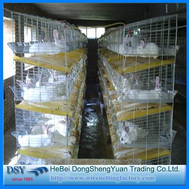 cheap rabbit cages/breeding rabbit cage/commercial rabbit cage from china factory